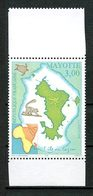 MAYOTTE 1999 N° 69 **  Neuf MNH Superbe L'île Au Lagon Animaux Animals Singe Tortue Turtle - Nuovi