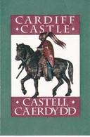 Grossbritannien Cardiff Eintrittskarte 2004 Cardiff Castle Castell Caerdydd Ritter - Eintrittskarten