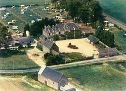 D 35 - CHERRUEIX - Manoir De L'Aumone Et Son Camping - France