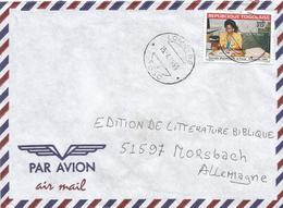 Togo 1996 Lome Be 2 UPU World Postal Day Cover - UPU (Wereldpostunie)