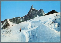°°° Cartolina - Valle D'aosta Courmayeur Il Dente Del Gigante Nuova °°° - Aosta