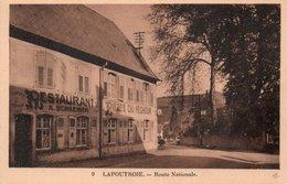 LAPOUTROIE-68-ROUTE NATIONALE-RESTAURANT- - Lapoutroie