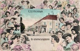 Częstochowa - Do Laskawegowyboru - Polen
