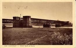 68 - HUNINGUE - Pont Sur Le Rhin - - Huningue