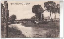 25 - MONTBELIARD / VUE SUR L'ALLAN ET LE CHATEAU - Montbéliard