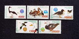 519Indonesia 1999 Ducks - Indonesien