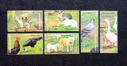 502Indonesia 1999 Pets - Indonesien