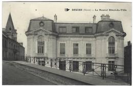 58 - Decize -  Le Nouvel Hotel De Ville - Decize