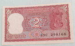 UNC India 2 Rupees..S Venkatramanan 298169 - India