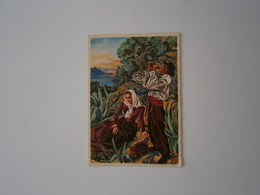20 - HOMUALK  * BUVEUR A LA GOURDE * EN PARCOURANT LA CORSE ... (N°12) - Homualk