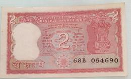 Inde  India 2 Rupees..S Venkatramanan..054690 - India