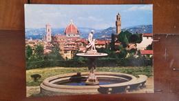 Florence - Jardin De Boboli - Firenze