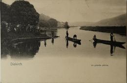 Diekirch // LA Grande Peche Ca 1900 - Diekirch