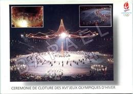 Albertville (73) - Cérémonie Clôture XVIè JO D'Hiver Photo G. Planchenault-G. Vandystadt-Y. Guichaoua (StudioVandystadt - Albertville