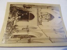 Photo Juin 1915 LACROIX-SUR-MEUSE - Intérieur De L'église, Nef Principale, Les Orgues (A198, Ww1, Wk 1) - Other Municipalities