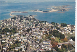 CP  Finistère - Carantec - Station Balnéaire - Jos Le Doaré - IRIS. - Carantec