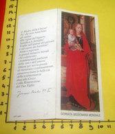 GIORNATA MISSIONARIA MONDIALE Pontificia Opera Propagazione Della Fede SANTINO Papa GIOVANNI PAOLO II - Images Religieuses
