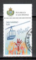 San Marino / Saint Marin 2012 EUROPA Gestempelt/used - Europa-CEPT