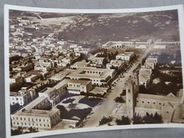 IT  - SOMALIE - SOMALIA ITALIANA - MOGADISCIO VIALE REGINA ELENA  - Vue Aérienne  - Foto Aviazone - Somalia