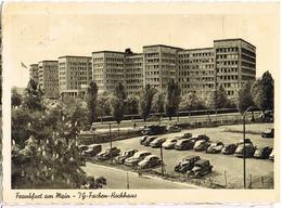 AK Frankfurt/Main, IG-Farben-Hochhaus 1955 - Frankfurt A. Main