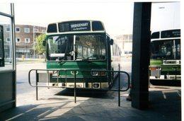 35mm ORIGINAL PHOTO BUS STATION BRIDGEMARY VIA BROCKHURST PORTSMOUTH - F057 - Cartoline