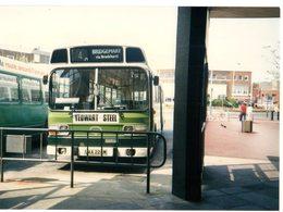 35mm ORIGINAL PHOTO BUS STATION BRIDGEMARY VIA BROCKHURST PORTSMOUTH - F059 - Cartoline