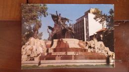 Santiago - Monument Fuente Alemana - Parc Forestier - Chile