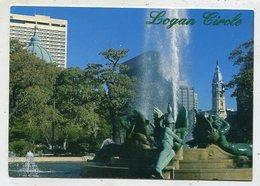 USA - AK 357033 Pennsylvania - Philadelphia - Logan Circle - Philadelphia