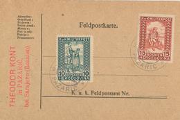 Pazaric Feldpost Bosnien Hercegovina Blinde Verletzte Kriegsversehrter Migration - 1850-1918 Empire