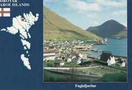 Faroe Islands Fuglafjordur - Faroe Islands