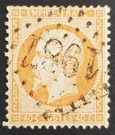 1862, Emperor Napoléon Lll, 5c, Empire Française, France - 1862 Napoleon III