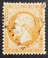 1862, Emperor Napoléon Lll, 5c, Empire Française, France - 1862 Napoléon III