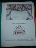 Lot De 11 Documents (catalogues-dépliants-pub): Mobilier, Electro-ménager 50's - Advertising