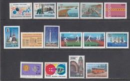 Finland 1971 - Year Set Complete, Mi-nr. 685/99, MNH** - Finland