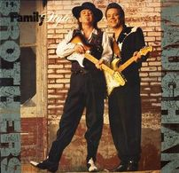 The Vaughan Brothers- Family Style - Audiokassetten