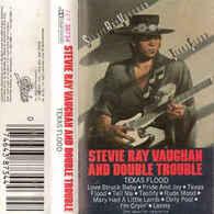 Stevie Ray Vaughan & Double Trouble- Texas Flood - Audiokassetten