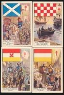 10 KAARTEN AANGAANDE GESCHIEDENIS BELGIE   3 AFBEELDINGEN - Histoire