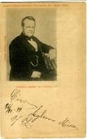 CAMILLO BENSO CONTE DI CAVOUR  Da Sagliano Micca X Biella 1899 - Personaggi Storici