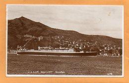 New Liner Awatea New Zealand New Zealand Old Real Photo Postcard - New Zealand