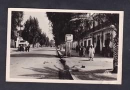 Algerie  Er Rahel Rue Principale ( Animée Ed. Photo Africaines ) - Andere Steden