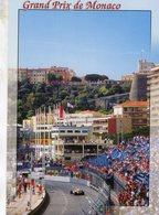 Grand Prix De Monaco 2008  -  Carte Postale - Grand Prix / F1