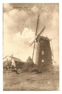 Harskamp - Molen 1927 - Ede