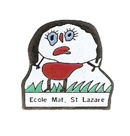 PIN'S ECOLE MATERNELLE SAINT LAZARE - Other