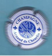 CAPSULE-CHAMPAGNE ARNAUD DE CHEURLIN- - Champagne