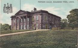 LEEDS , Yorkshire, England, United Kingdom, 1907 ; Mansion House - Leeds