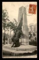 GUERRE DE 1870 - ELBEUF (SEINE-MARITIME) - MONUMENT AUX MORTS  DES ENFANTS - Elbeuf