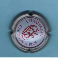 CAPSULE-CHAMPAGNE CHEURLIN & FILS- - Champagne