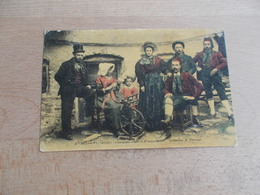 Bessans - Costumes Anciens Et Actuells - Frankreich