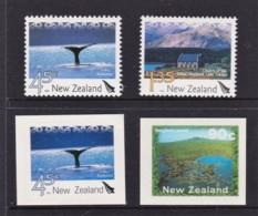 New Zealand 2004 Scenic Definitives Set MNH - Ongebruikt