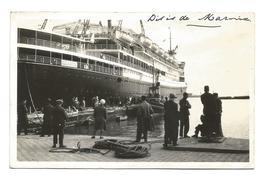 MS Marnix Van St.-Aldegonde - Stoomvaartmaatschappij Nederland 1935 #2 - Piroscafi